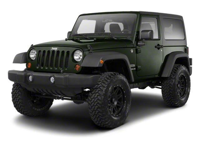 2012 Jeep Wrangler Vehicle Photo in Colma, CA 94014