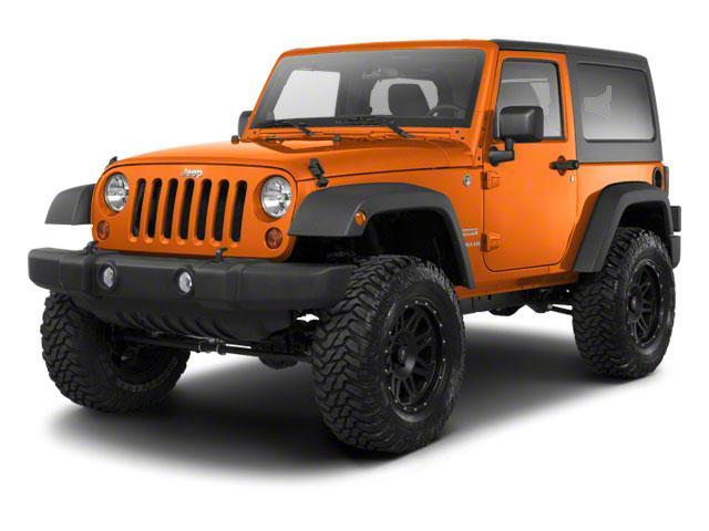 2012 Jeep Wrangler Vehicle Photo in Charlotte, NC 28227