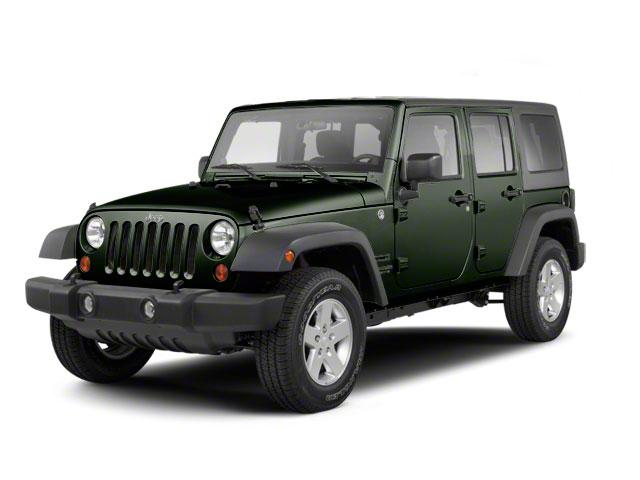 2012 Jeep Wrangler Unlimited Vehicle Photo in PORTLAND, OR 97225-3518