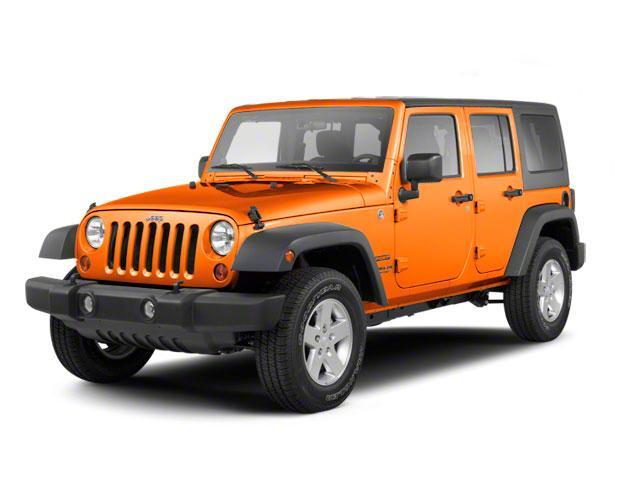 2012 Jeep Wrangler Unlimited Vehicle Photo in Glenwood, MN 56334