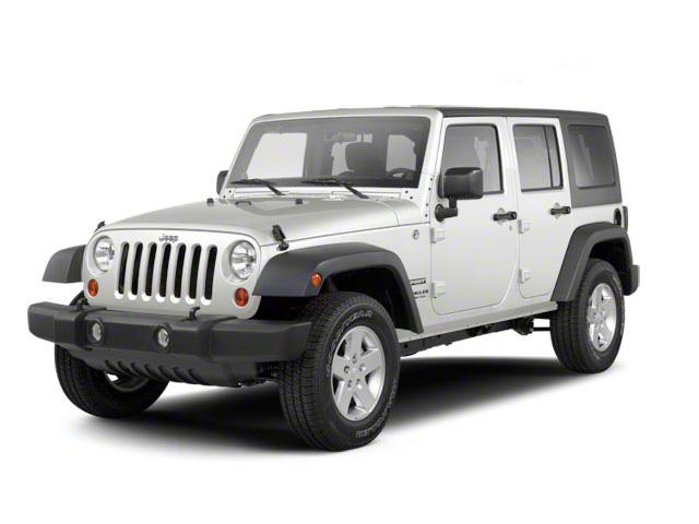 2012 Jeep Wrangler Unlimited Vehicle Photo in Denver, CO 80123