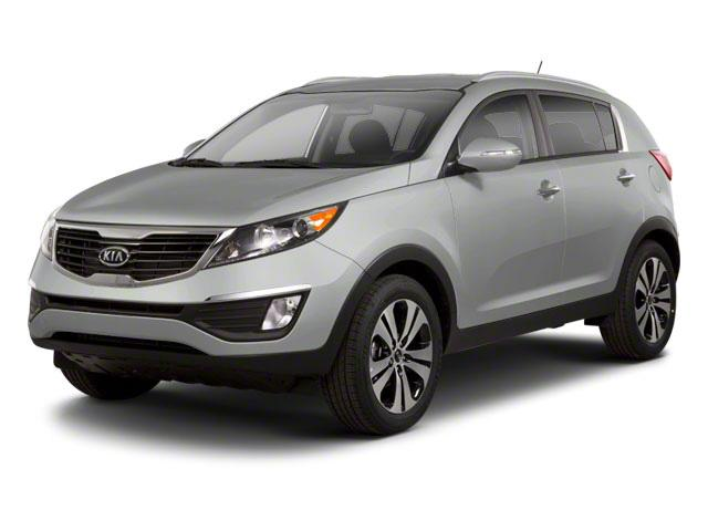2012 Kia Sportage Vehicle Photo in Midland, TX 79703