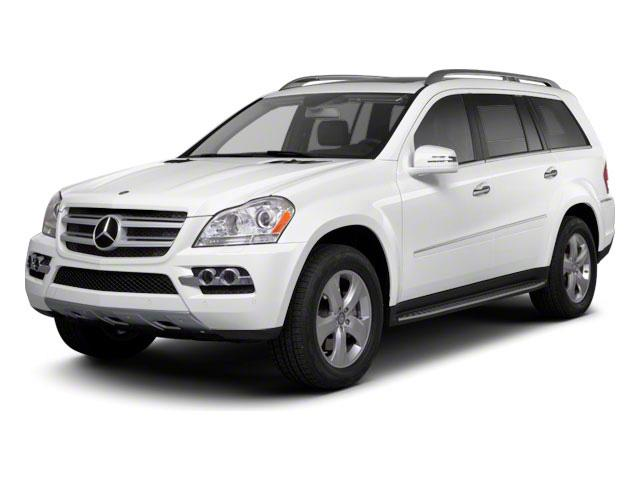 2012 Mercedes-Benz GL-Class Vehicle Photo in Houston, TX 77074