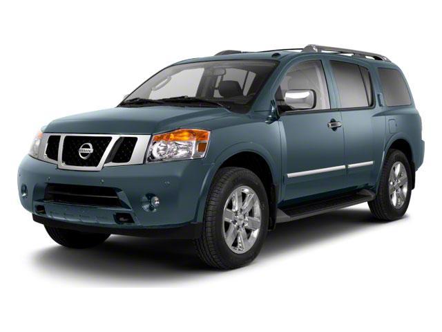 2012 Nissan Armada Vehicle Photo in Spokane, WA 99207