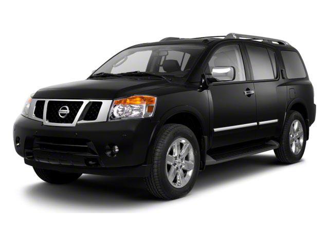 2012 Nissan Armada Vehicle Photo in San Antonio, TX 78230