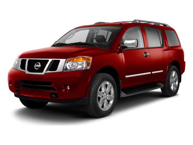 2012 Nissan Armada Vehicle Photo in Colorado Springs, CO 80920