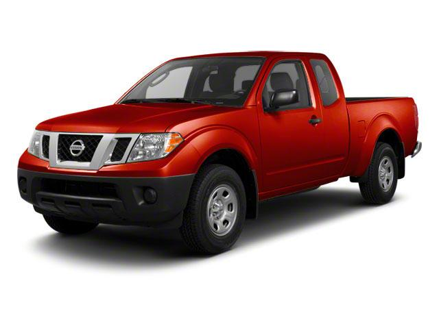 2012 Nissan Frontier Vehicle Photo in Mission, TX 78572