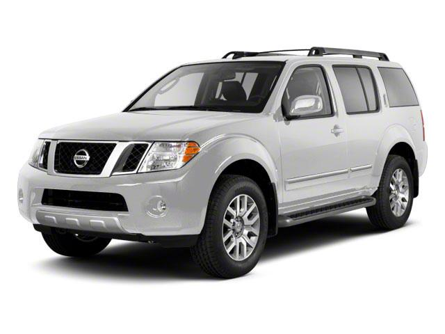 2012 Nissan Pathfinder Vehicle Photo in Owensboro, KY 42303