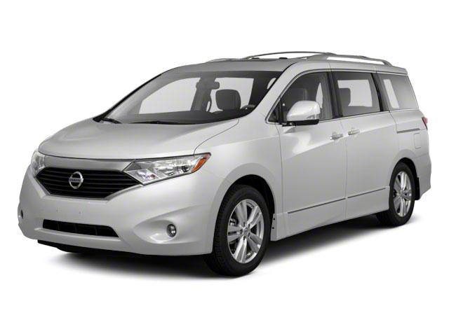 2012 Nissan Quest Vehicle Photo in San Antonio, TX 78254