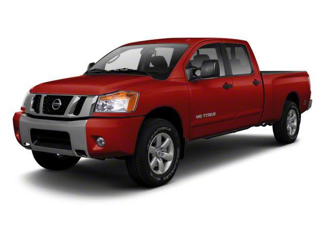 2012 Nissan Titan Vehicle Photo in San Antonio, TX 78209