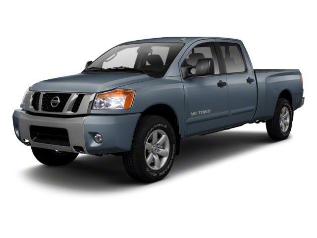 2012 Nissan Titan Vehicle Photo in Temple, TX 76502