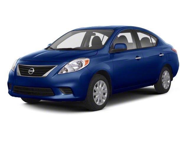 2012 Nissan Versa Vehicle Photo in San Antonio, TX 78209