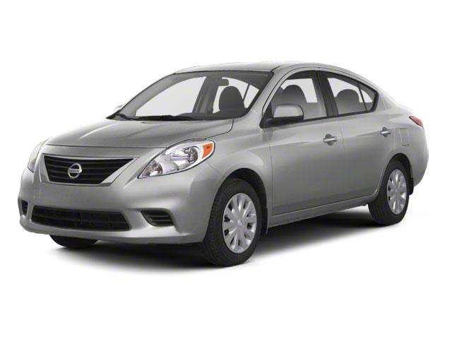 2012 Nissan Versa Vehicle Photo in Moultrie, GA 31788