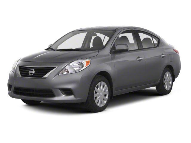 2012 Nissan Versa Vehicle Photo in Danville, KY 40422