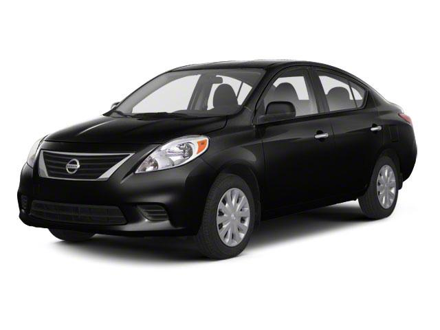 2012 Nissan Versa Vehicle Photo in Burton, OH 44021