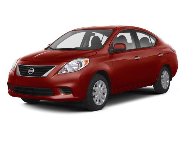 2012 Nissan Versa Vehicle Photo in Killeen, TX 76541
