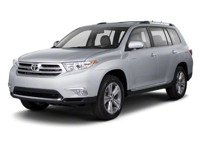 2012 Toyota Highlander Vehicle Photo in Medina, OH 44256
