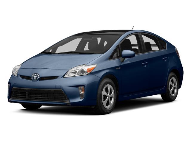 2012 Toyota Prius Vehicle Photo in Manhattan, KS 66502