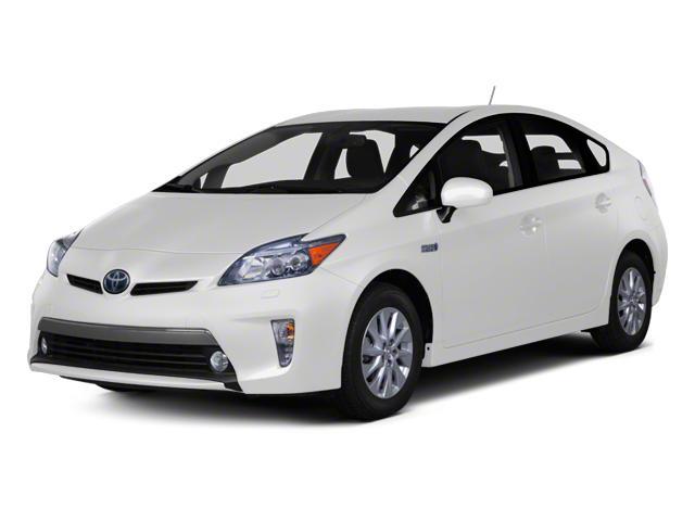 2012 Toyota Prius Plug-In Vehicle Photo in Portland, OR 97225