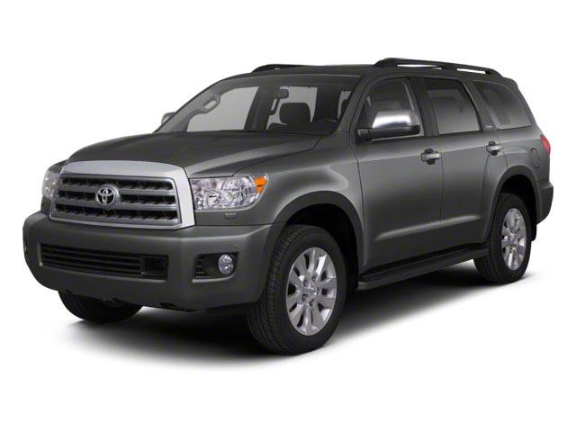 2012 Toyota Sequoia Vehicle Photo in San Antonio, TX 78254
