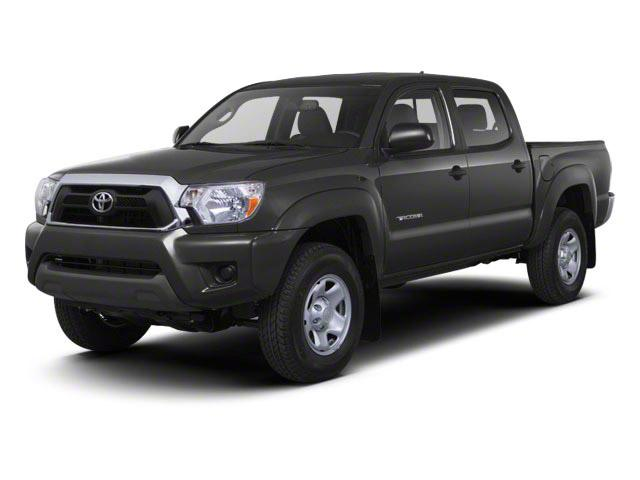 2012 Toyota Tacoma Vehicle Photo in El Paso, TX 79936