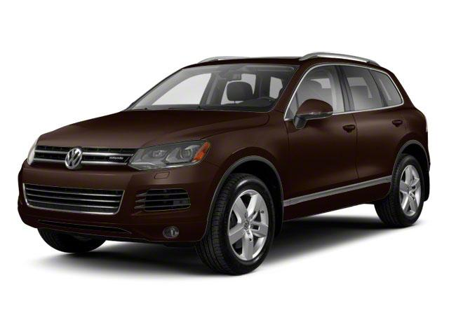 2012 Volkswagen Touareg Vehicle Photo in Temple, TX 76502