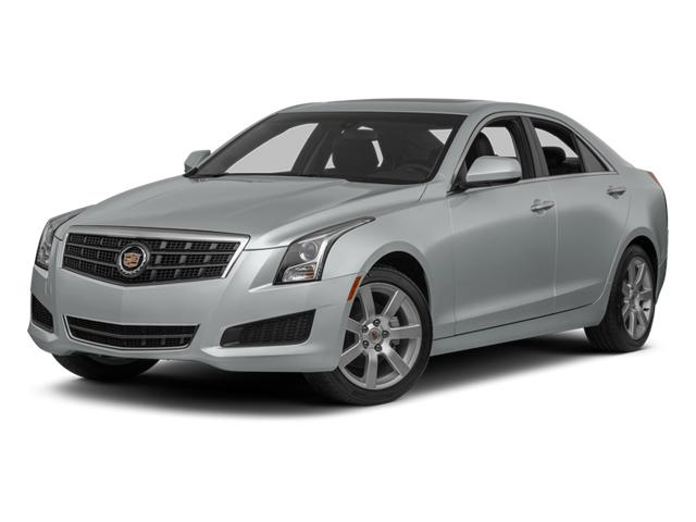 2013 Cadillac ATS Vehicle Photo in Wilmington, NC 28403