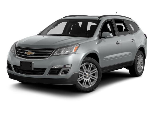 2013 Chevrolet Traverse Vehicle Photo in Warrensville Heights, OH 44128