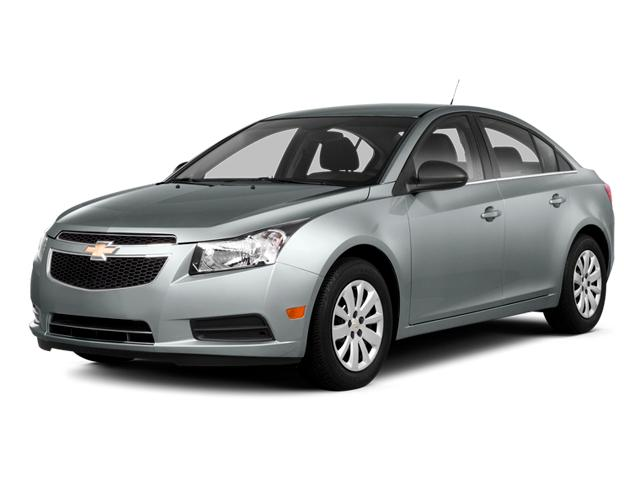 2013 Chevrolet Cruze Vehicle Photo in Warrensville Heights, OH 44128