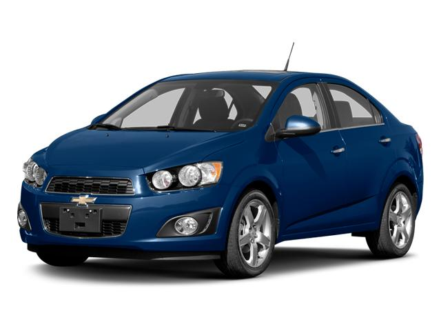 2013 Chevrolet Sonic Vehicle Photo in Odessa, TX 79762