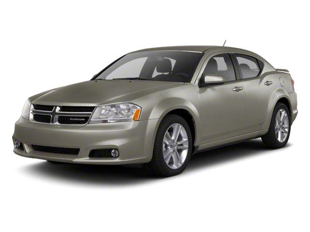 2013 Dodge Avenger Vehicle Photo in Casper, WY 82609