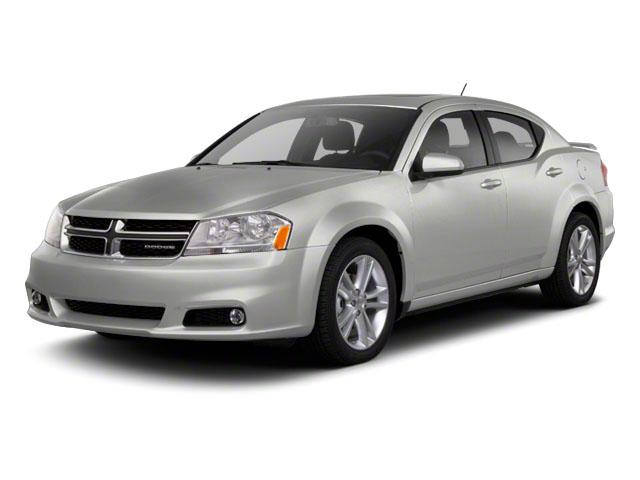2013 Dodge Avenger Vehicle Photo in Akron, OH 44320
