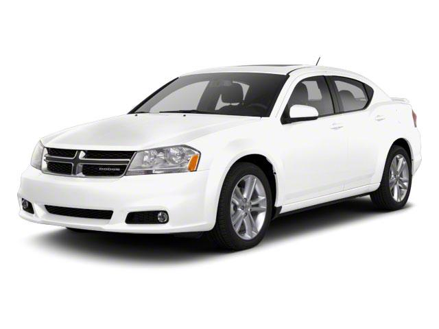 2013 Dodge Avenger Vehicle Photo in Moon Township, PA 15108