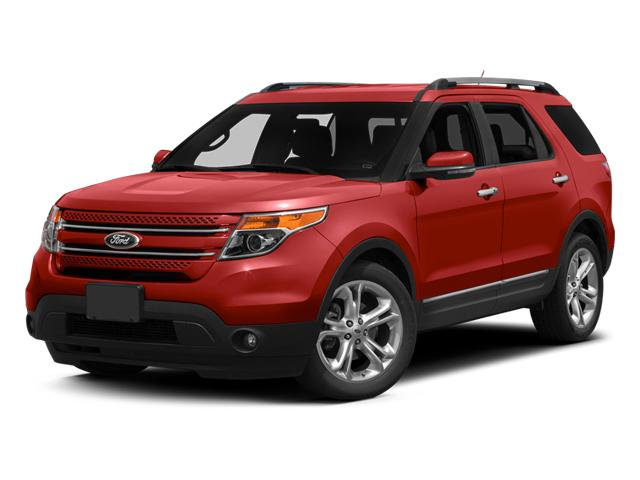 2013 Ford Explorer Vehicle Photo in Colorado Springs, CO 80920