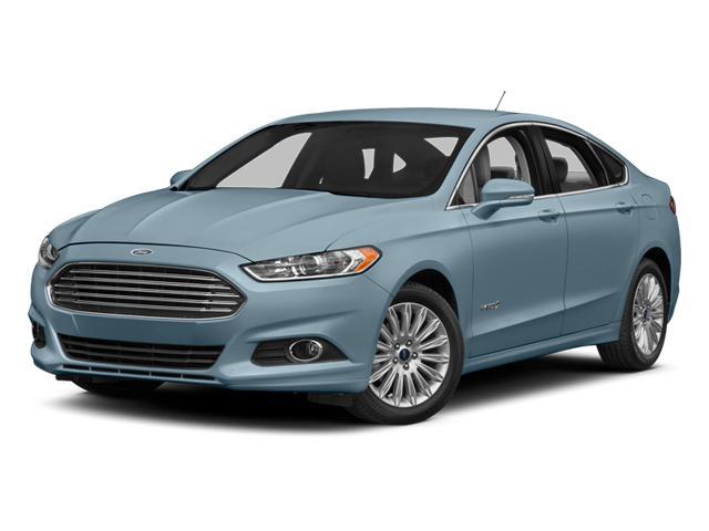 2013 Ford Fusion Vehicle Photo in MENOMONIE, WI 54751-1341