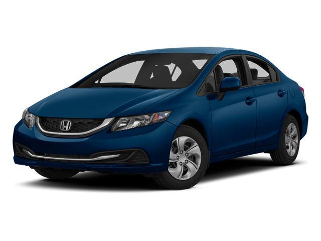 2013 Honda Civic Sedan Vehicle Photo in San Antonio, TX 78238
