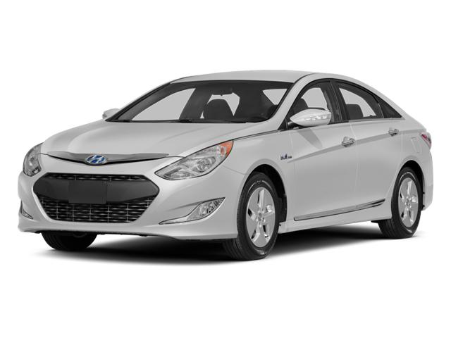 2013 Hyundai Sonata Hybrid Vehicle Photo in Beaufort, SC 29906