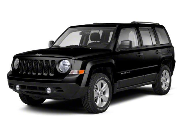 2013 Jeep Patriot Vehicle Photo in Medina, OH 44256