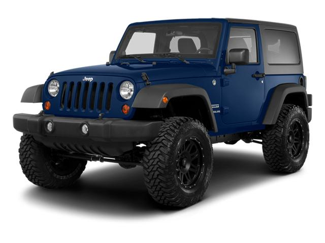 2013 Jeep Wrangler Vehicle Photo in Moon Township, PA 15108