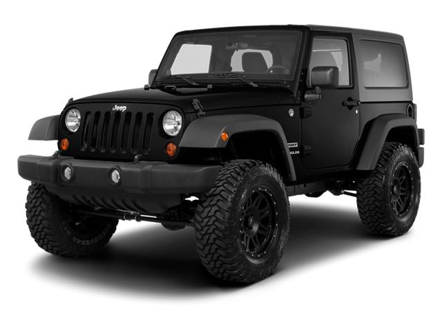 2013 Jeep Wrangler Vehicle Photo in Vincennes, IN 47591