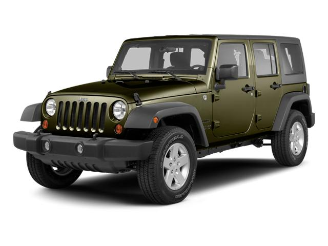 2013 Jeep Wrangler Unlimited Vehicle Photo in Joliet, IL 60586