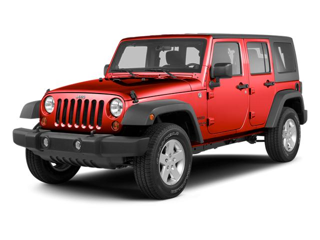 2013 Jeep Wrangler Unlimited Vehicle Photo in Midland, TX 79703