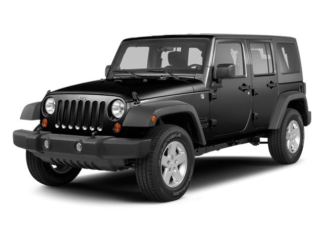 2013 Jeep Wrangler Unlimited Vehicle Photo in San Antonio, TX 78257