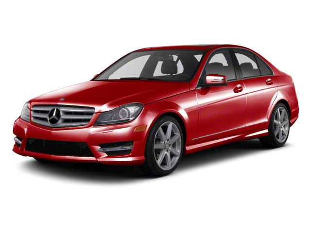 2013 Mercedes-Benz C-Class Vehicle Photo in San Angelo, TX 76903