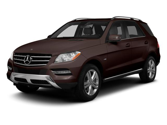 2013 Mercedes-Benz M-Class Vehicle Photo in Beaufort, SC 29906