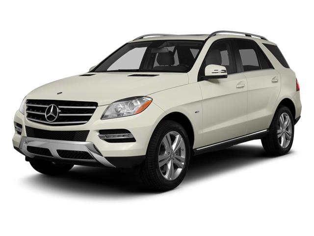 2013 Mercedes-Benz M-Class Vehicle Photo in Owensboro, KY 42303