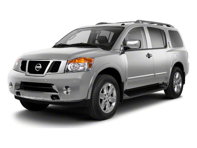 2013 Nissan Armada Vehicle Photo in Watertown, CT 06795