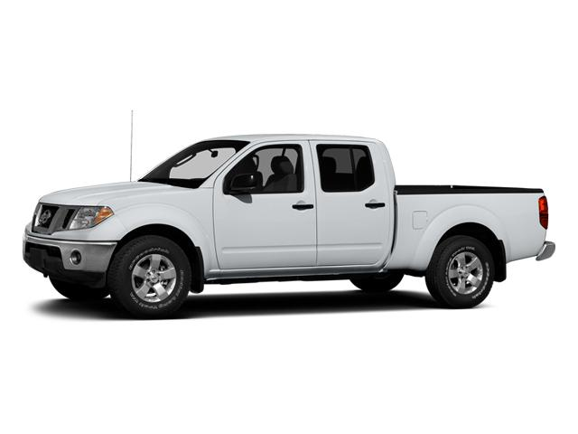 2013 Nissan Frontier Vehicle Photo in Vincennes, IN 47591