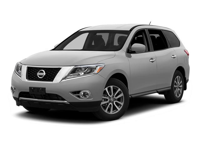 2013 Nissan Pathfinder Vehicle Photo in Danville, KY 40422