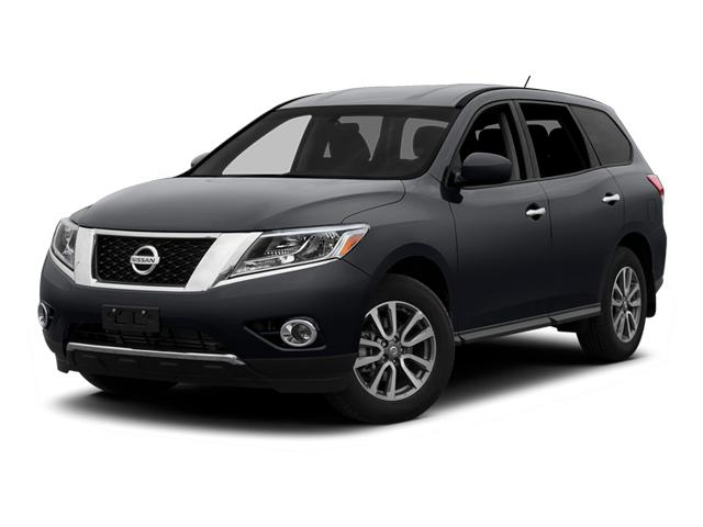 2013 Nissan Pathfinder Vehicle Photo in Portland, OR 97225